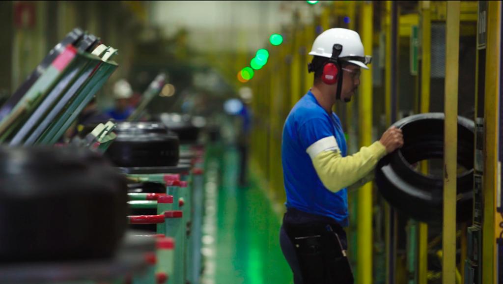 Sumitomo Rubber do Brasil investe mais R$ 1 bilhão em ampliação de fábrica no Paraná