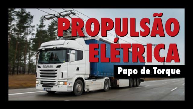 Papo De Torque - Propulsão Elétrica