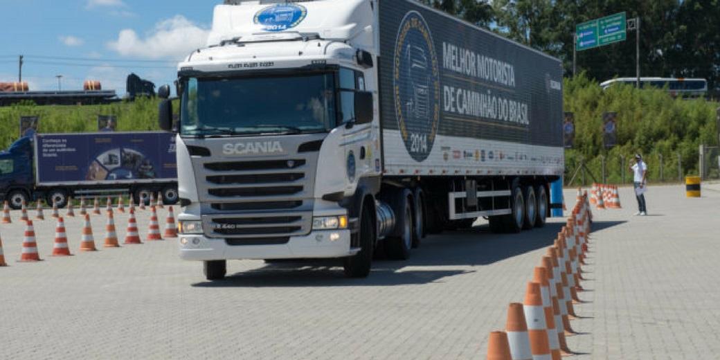 Até esta quarta! Competição da Scania vale caminhão 0 km