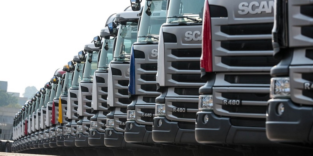 Scania planeja novo ciclo de investimentos no Brasil