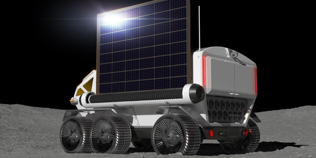Bridgestone e Toyota construirão veículo para exploração espacial