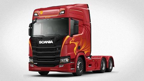 Scania celebra os 64 anos da marca no Brasil essa semana