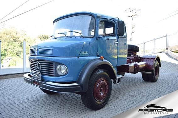 Grandes Brasileiros: Mercedes-Benz 1519, o Brejeirona