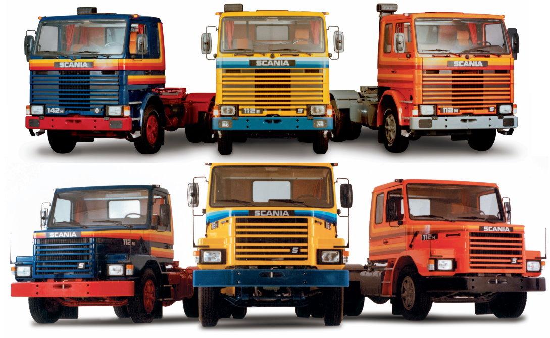 Grandes brasileiros: Scania 112
