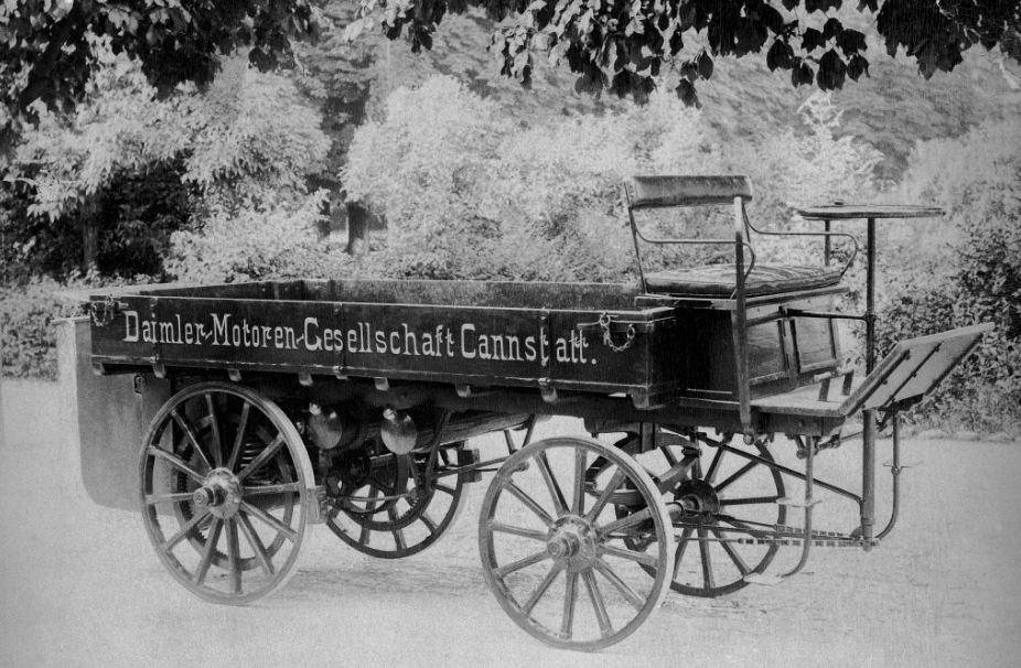 História: Fardier ou Phoenix? Qual foi o primeiro caminhão do mundo?