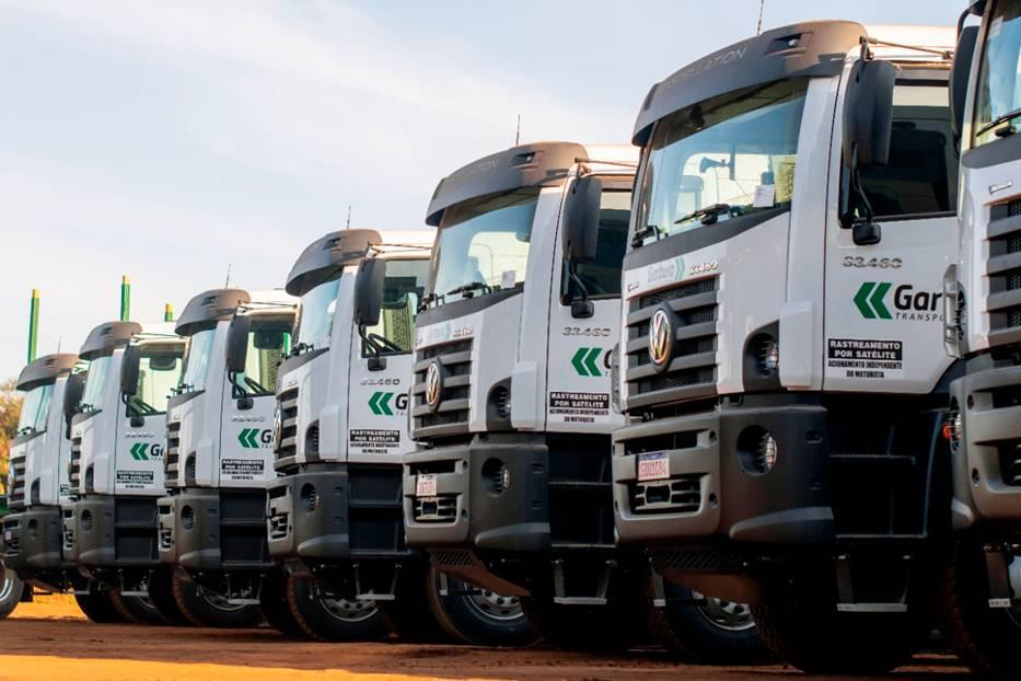 Transportadora Garbuio adquire 43 caminhões da nova linha de extrapesados da Volkswagen