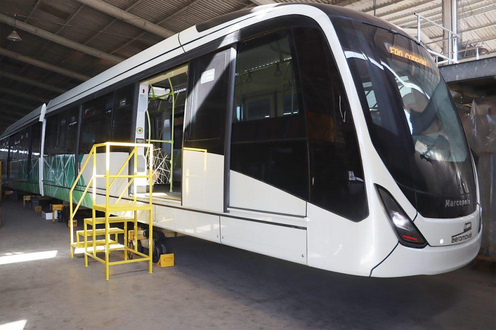 Marcopolo será responsável por fabricação de trens que farão transporte para o Aeroporto de Guarulhos